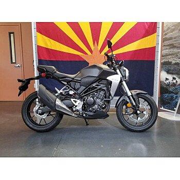 2019 Honda CB300R for sale 200704779