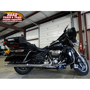 2017 Harley-Davidson Touring for sale 200705266