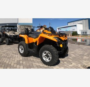 2018 Can-Am Outlander 450 for sale 200705704
