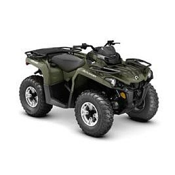 2019 Can-Am Outlander 450 for sale 200706627