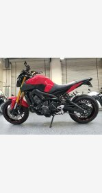 2014 Yamaha FZ-09 for sale 200707125
