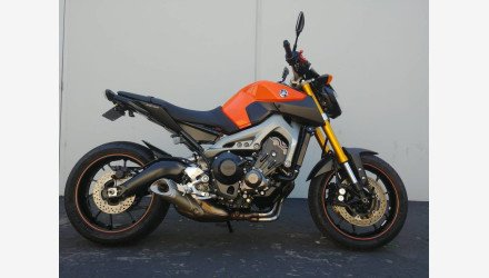 2014 Yamaha FZ-09 for sale 200707126