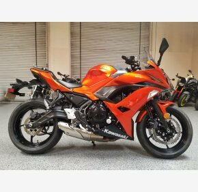 2017 Kawasaki Ninja 650 for sale 200707177