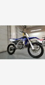 2016 Yamaha YZ450F for sale 200707183