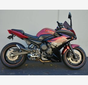 2011 Yamaha FZ6R for sale 200707190