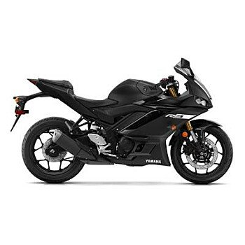 2019 Yamaha YZF-R3 for sale 200707236