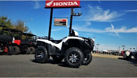 2017 Honda FourTrax Foreman 4x4 for sale 200707477