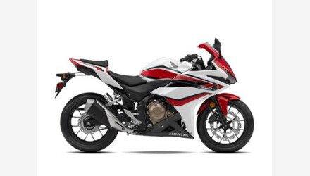 2018 Honda CBR500R ABS for sale 200707559