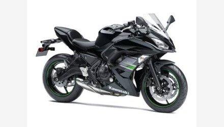 2019 Kawasaki Ninja 650 for sale 200707586