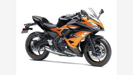 2019 Kawasaki Ninja 650 ABS for sale 200707595