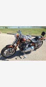 2008 Harley-Davidson CVO Screamin Eagle Softail Springer Anniversary for sale 200707846