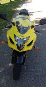 2005 Suzuki GSX-R600 for sale 200707857