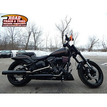 2017 Harley-Davidson CVO for sale 200708180