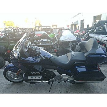 2019 Honda Gold Wing Tour DCT for sale 200708296