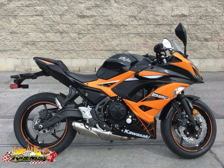 2019 Kawasaki Ninja 650 Abs For Sale Near Las Vegas Nevada 89130