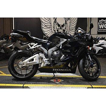 2015 Honda CBR600RR for sale 200709266