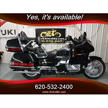2000 Honda Gold Wing for sale 200709400