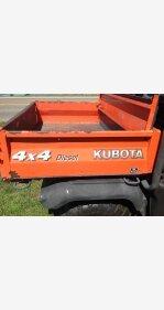 2008 Kubota RTV1100 for sale 200709897