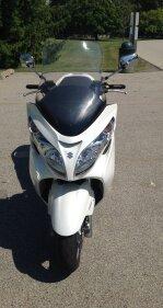 2011 Suzuki Burgman 400 for sale 200709905