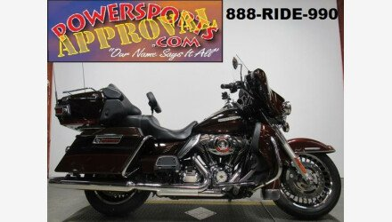 2011 Harley-Davidson Touring Electra Glide Ultra Limited for sale 200710084