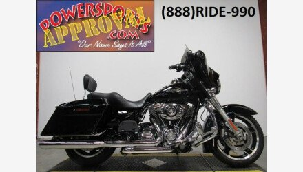 2010 Harley-Davidson Touring for sale 200710088