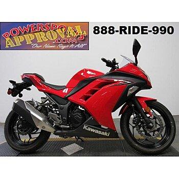 2016 Kawasaki Ninja 300 for sale 200710090