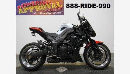 2010 Kawasaki Z1000 for sale 200710097