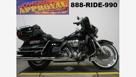 2011 Harley-Davidson Touring Ultra Classic Electra Glide for sale 200710105
