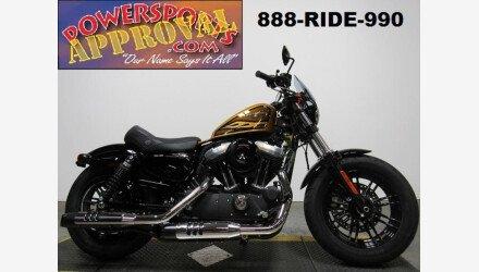 2016 Harley-Davidson Sportster for sale 200710107