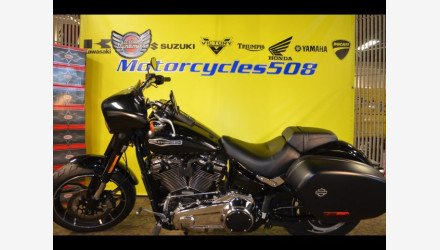 2018 Harley-Davidson Softail for sale 200710289