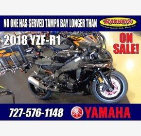 2018 Yamaha YZF-R1 for sale 200710556