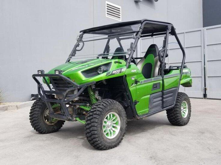 2015 Kawasaki Teryx for sale near Chandler, Arizona 85286