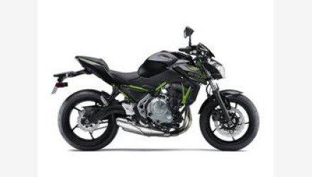 2019 Kawasaki Z650 ABS for sale 200711718