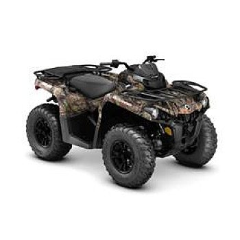 2019 Can-Am Outlander 450 for sale 200711723