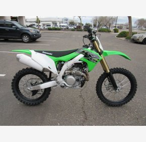 2019 Kawasaki KX450F for sale 200711982