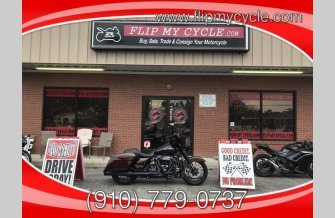 2018 Harley-Davidson Touring Street Glide Special for sale 200712171