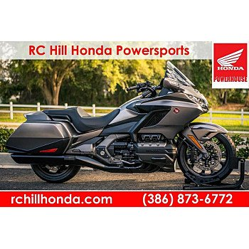 2018 Honda Gold Wing for sale 200712675