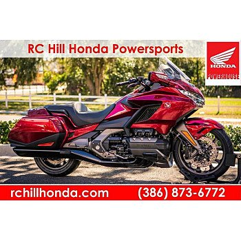 2018 Honda Gold Wing for sale 200712690