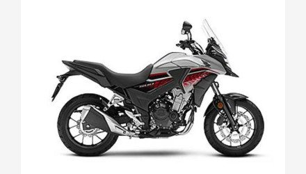 2018 Honda CB500X ABS for sale 200712745