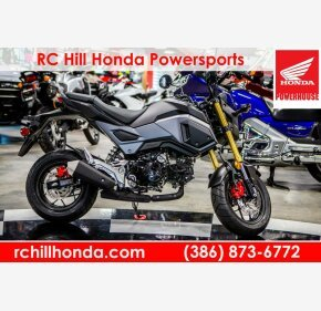 2018 Honda Grom ABS for sale 200712754