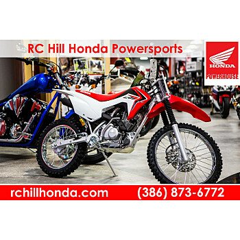 2018 Honda CRF125F for sale 200712822
