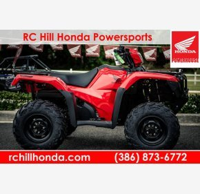 2018 Honda FourTrax Foreman Rubicon 4x4 Automatic for sale 200712935