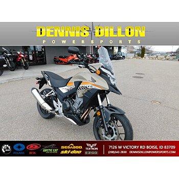 2016 Honda CB500X for sale 200713200