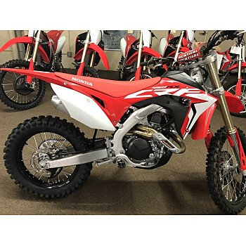 2019 Honda CRF450R for sale 200713596