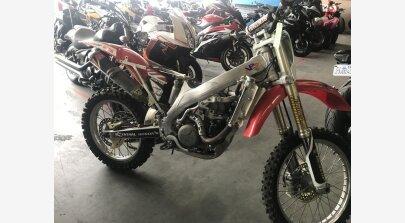 2003 Honda CRF450R for sale 200713725