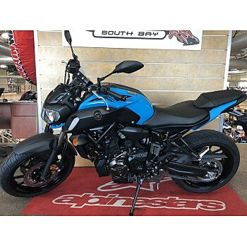 2019 Yamaha MT-07 for sale 200714085