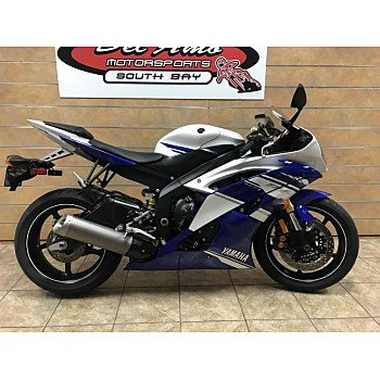 2014 Yamaha YZF-R6 for sale 200714087