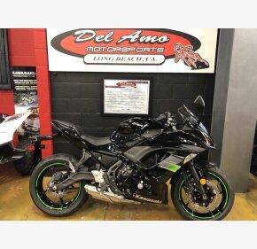 2019 Kawasaki Ninja 650 ABS for sale 200714521