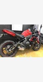 2016 Kawasaki Ninja 650 for sale 200714567