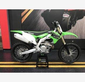 2019 Kawasaki KX450F for sale 200714991